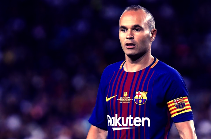 Ora è ufficiale: Barça, rinnovo a vita per Iniesta