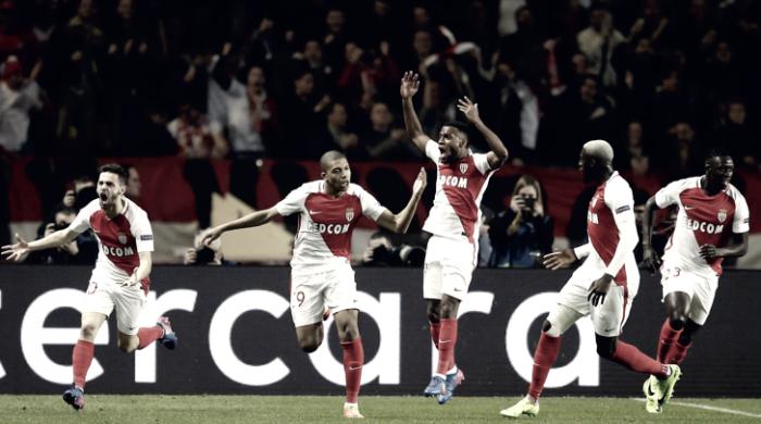 Champions League, estasi Monaco: batte 3-1 il Manchester City e vola ai quarti di finale