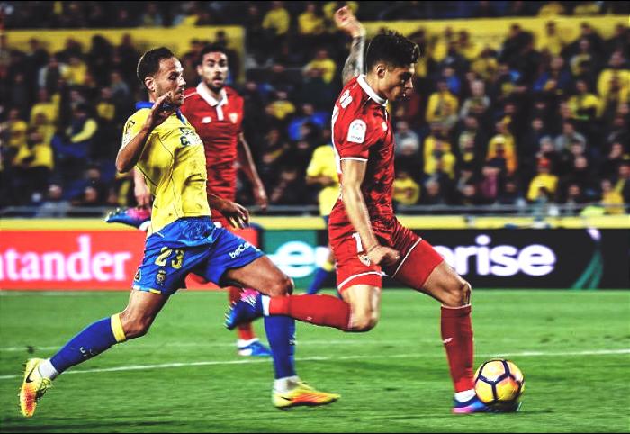 Liga - Correa e Rico lanciano il Siviglia: 1-0 a Las Palmas