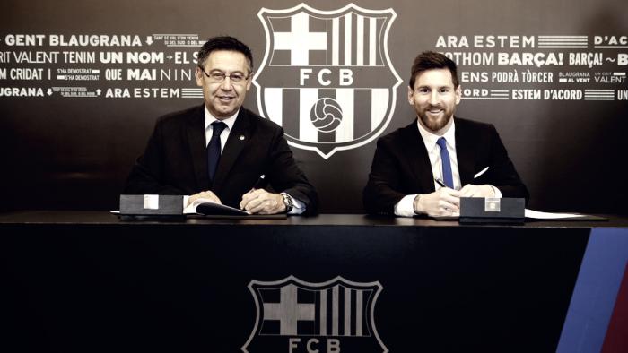 A Messi la quarta scarpa d'oro: