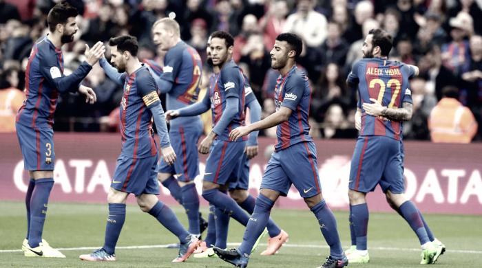 Liga - Vincono Barcellona e Atletico, pari tra Siviglia e Villarreal