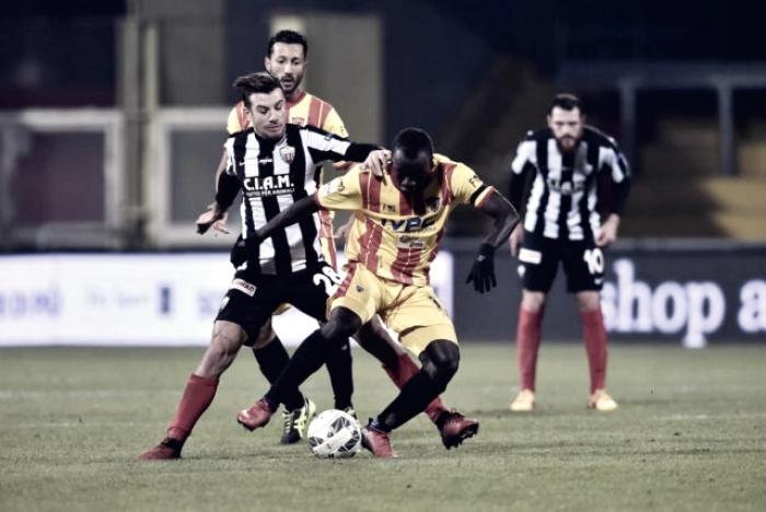 Serie B - Il Benevento rallenta: 0-0 con l'Ascoli