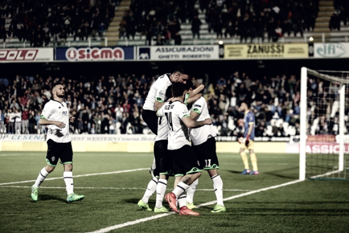 Serie B - Mokulu risponde a Cocco: 1-1 tra Cesena e Frosinone
