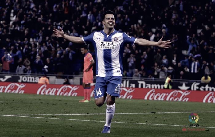 Liga - Gol e spettacolo al Cornella-El Prat: Espanyol batte Las Palmas 4-3