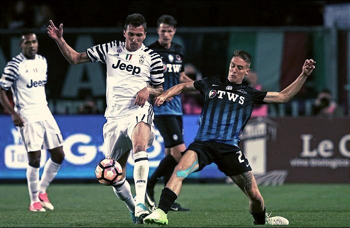 Serie A - L'Atalanta riprende la Juventus nel finale: 2-2 all'Atleti Azzurri D'Italia