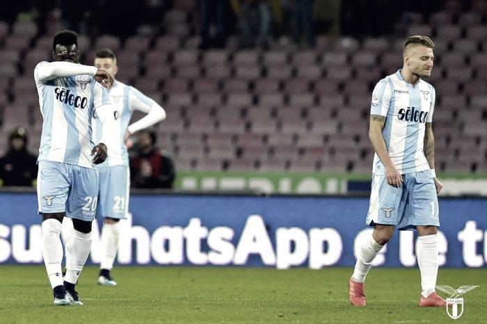 La Lazio ha decorato il tunnel in cui è rimasta rinchiusa