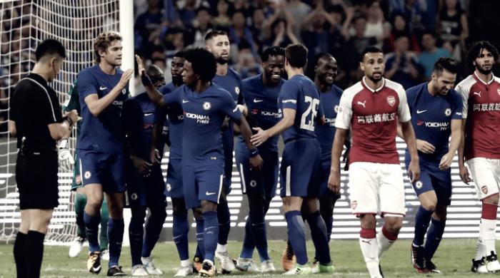 Amichevoli Internazionali - Sorridono Liverpool e Chelsea
