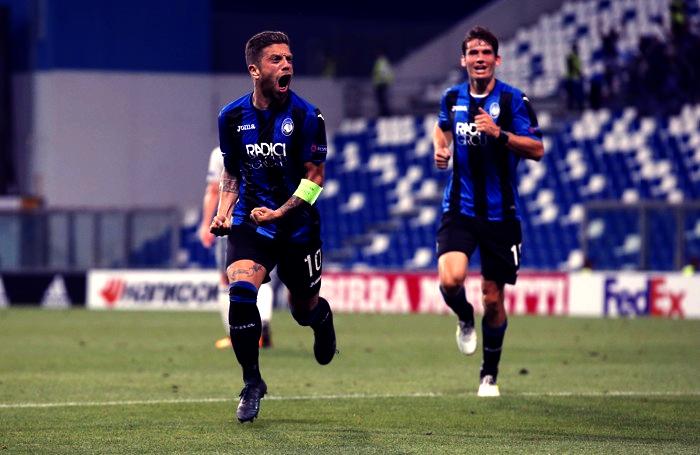 Europa League - Esordio da sogno per l'Atalanta: battuto 3-0 l'Everton