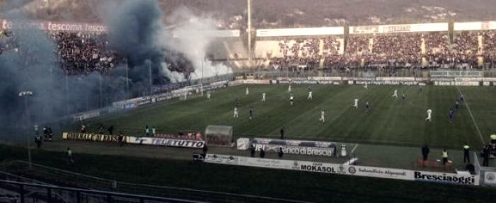 Serie B - Brescia e Novara non si fanno male: 0-0 al Rigamonti