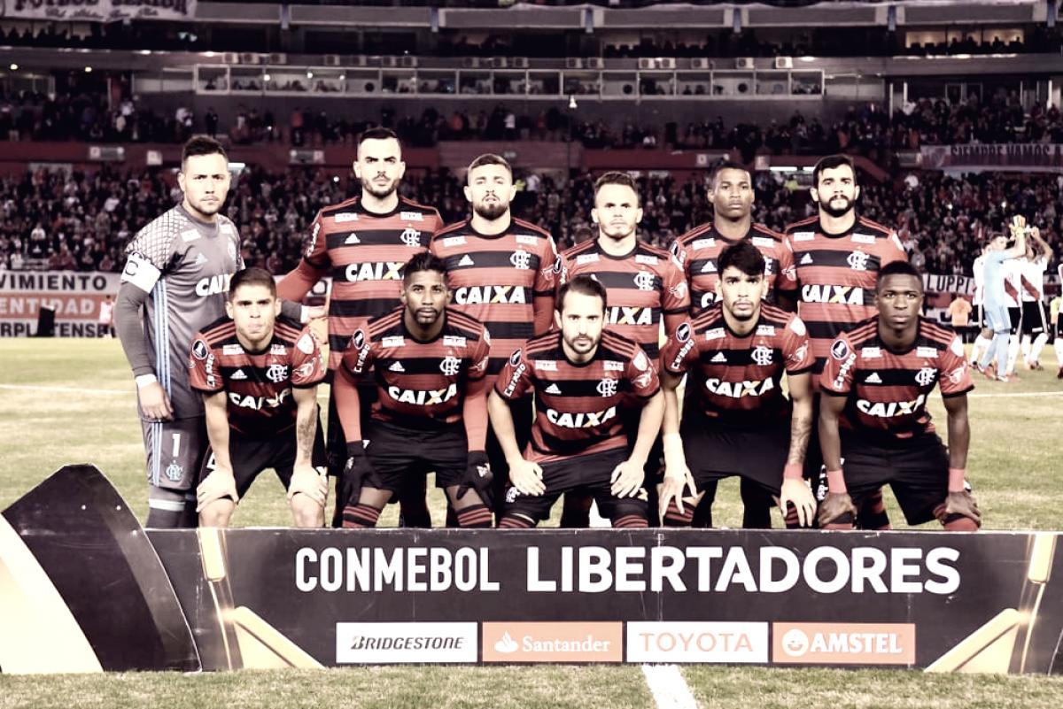 Em segundo no grupo, Flamengo tem grandes chances de enfrentar um brasileiro na Libertadores