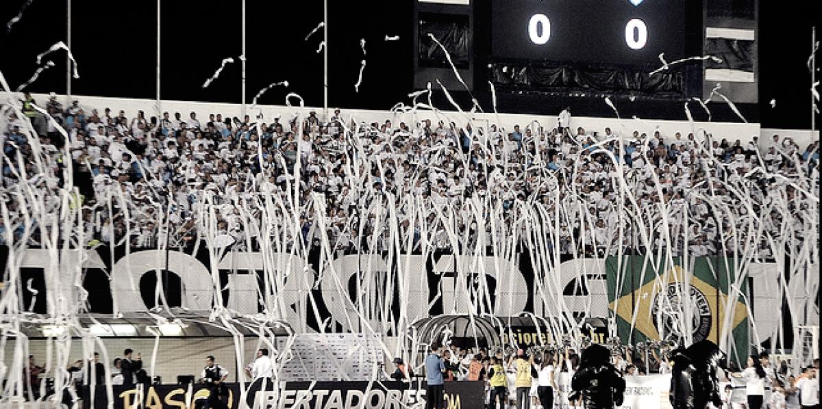 Santos inicia venda de ingressos para quatro partidas