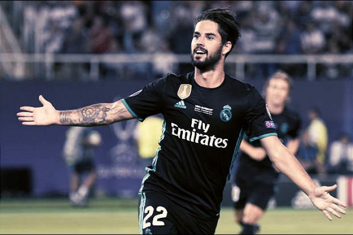 Il Real Madrid vince la Supercoppa Europea: battuto 2-1 il Manchester United