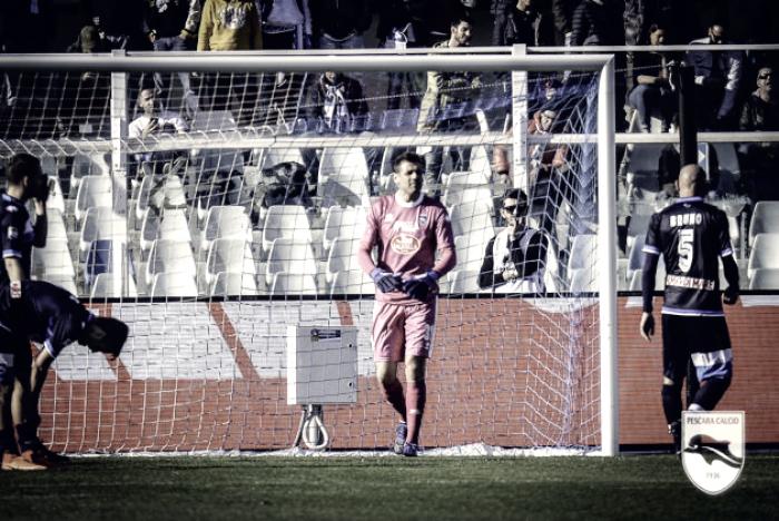 Pescara - Si torna in campo in vista dell'Atalanta mentre Sebastiani vola in Argentina