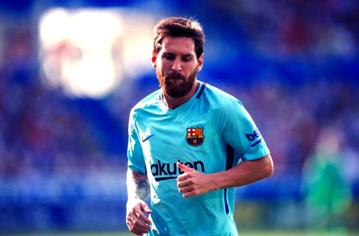 Liga - Fa tutto Messi: Barcellona batte Deportivo Alaves 0-2