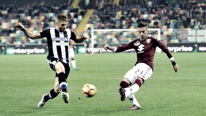 Torino-Udinese: probabili formazioni e curiosità del match