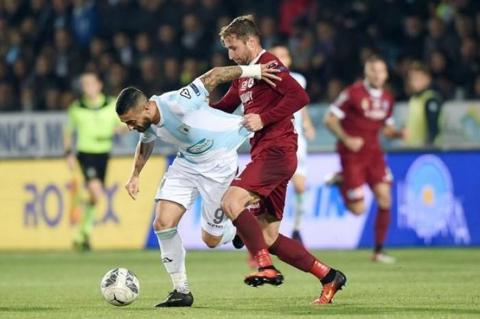 Serie B - Troiano risponde a Valentini: 1-1 tra Entella e Spezia