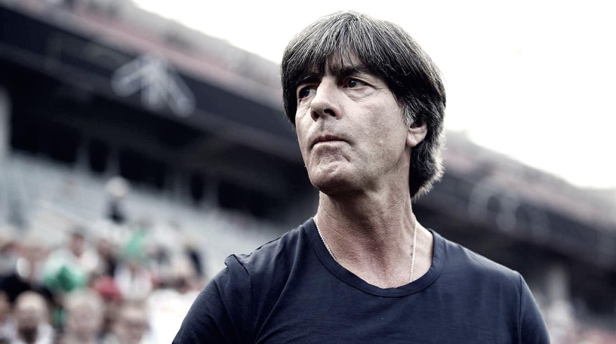 """Löw enfatiza progresso após vitória da Alemanha em amistoso: """"Continuaremos a melhorar"""""""
