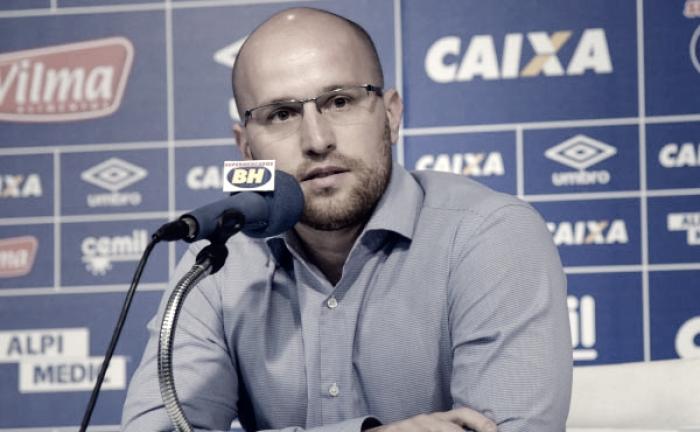 """Thiago Scuro critica modelo de gestão do Cruzeiro em sua época no clube: """"Não é referência"""""""