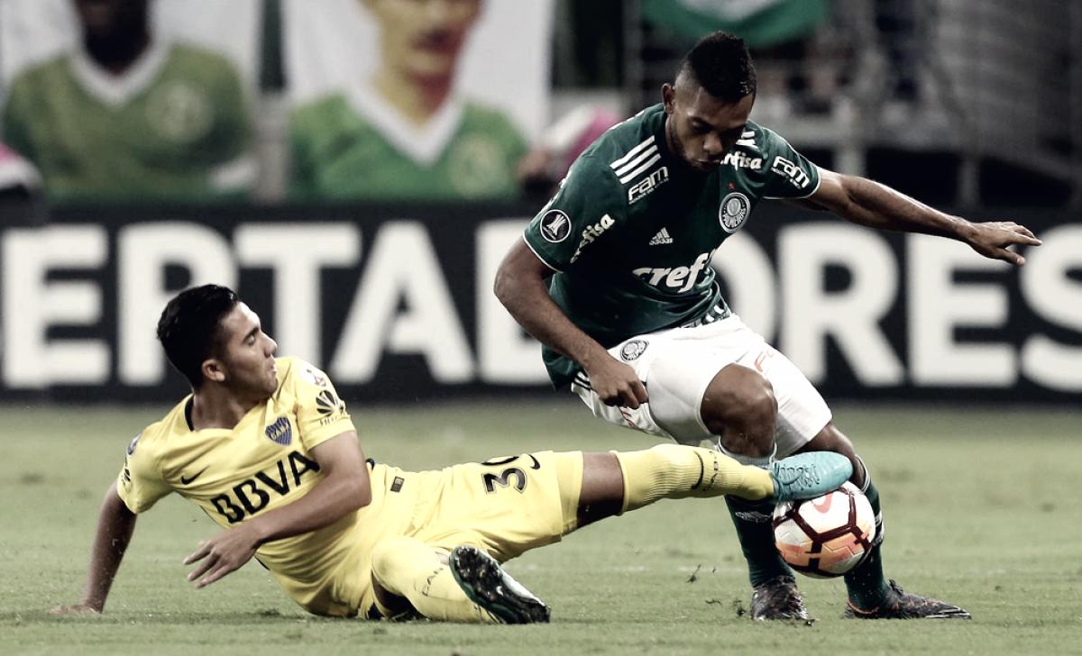 Notas: Palmeiras marca nos acréscimos, toma empate em seguida e deixa vitória escapar