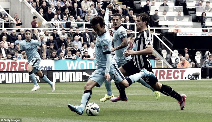 Manchester City visita Newcastle querendo disparar ainda mais na liderança