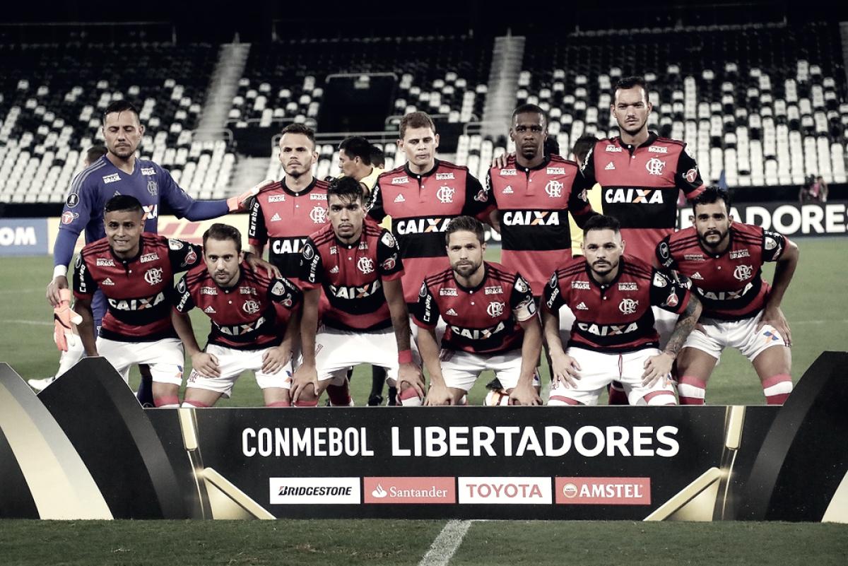 Com portões fechados, Flamengo mandará partida contra Santa Fe no Maracanã
