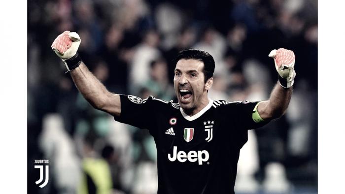 Buffon riparte dalla Juventus per continuare a scrivere la storia