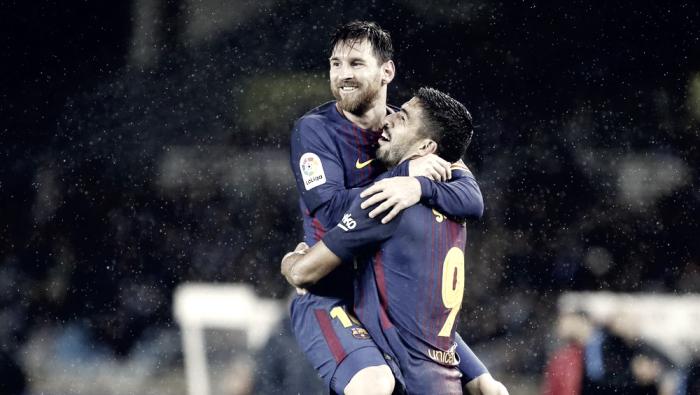 Liga - Il Barcellona è un rullo compressore