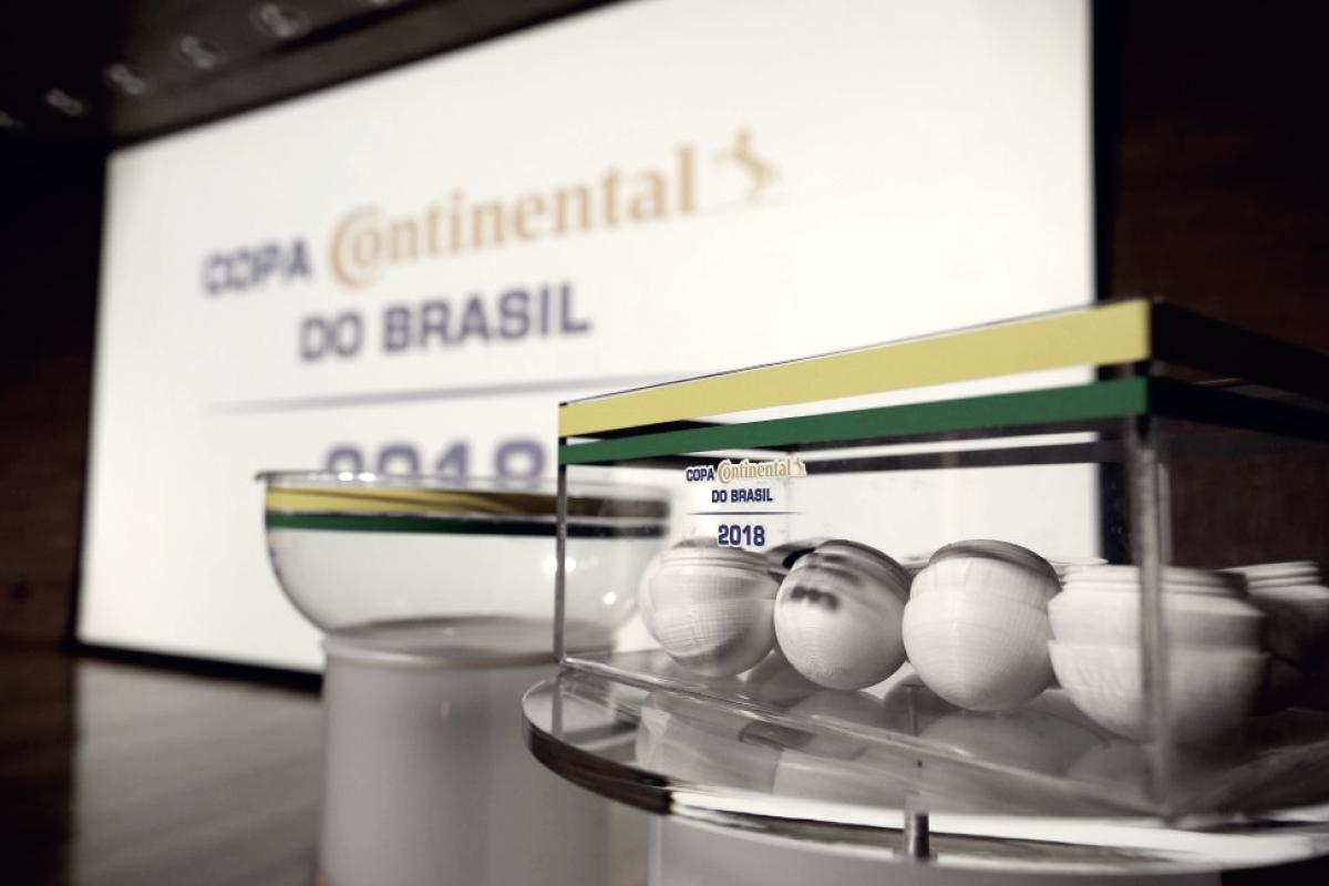 Com Flamengo x Grêmio, duelos das quartas de final da Copa do Brasil são definidos