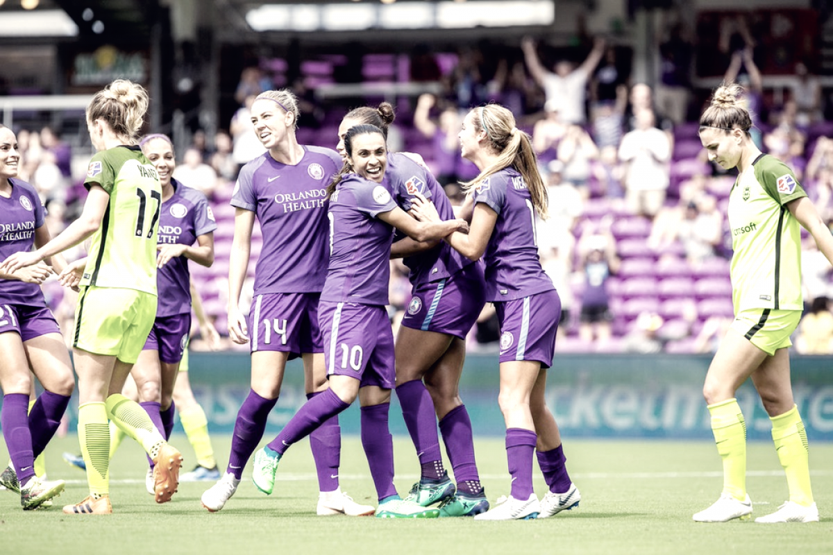 Seattle Reign FC stay in second with 1-1 draw with Orlando Pride