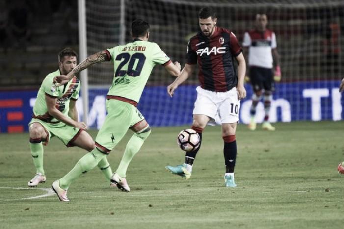 Serie A - Crotone-Bologna, le formazioni ufficiali