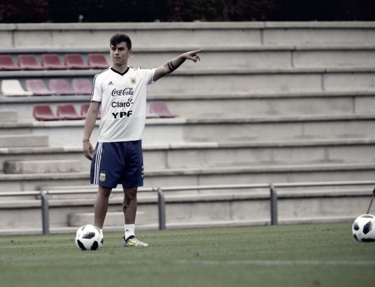 """Argentina - Dybala: """"In Russia temo la Francia. Messi? Il mio idolo"""""""