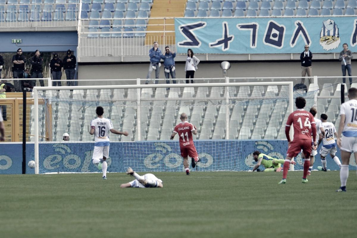 Serie B - Il Pescara rimonta il Bari: 2-2 all'Adriatico