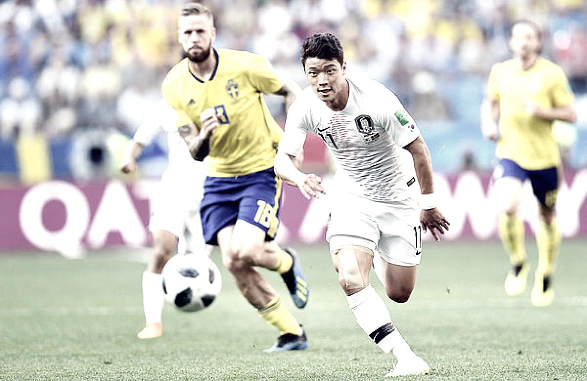 Hamburgo anuncia contratação do atacante Hwang Hee-Chan, titular da Seleção da Coreia do Sul