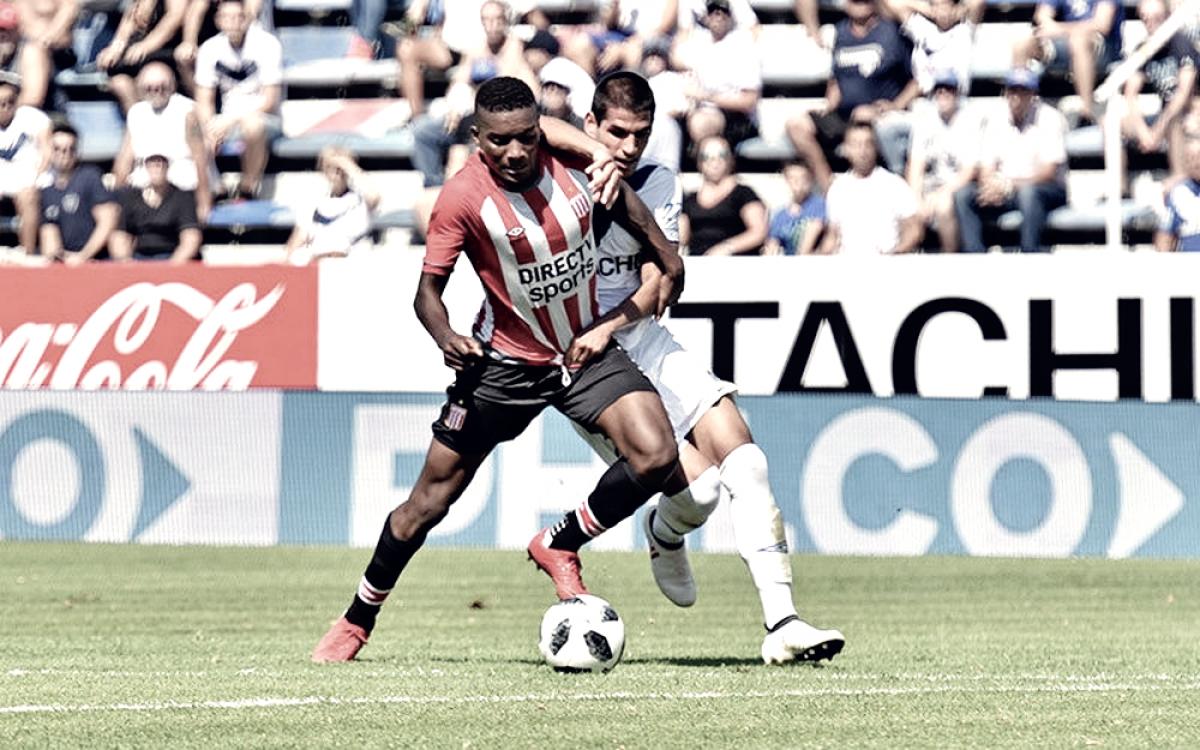 Em jogo de seis gols, Vélez empata com Estudiantes na Argentina