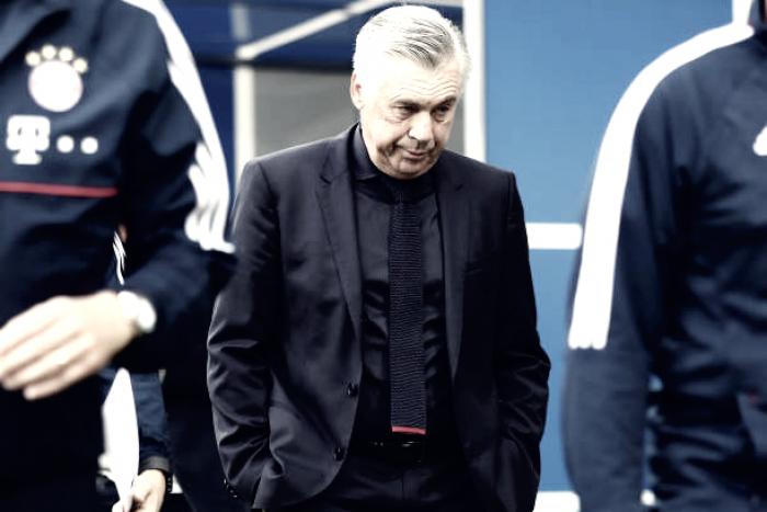 """Ancelotti explica derrota para Hoffenheim:""""Não estávamos 100% focados"""""""