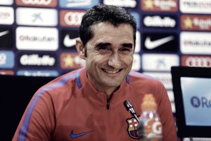 """Barcellona, parla Valverde: """"Ci adatteremo al menù dell'Atletico Madrid"""""""