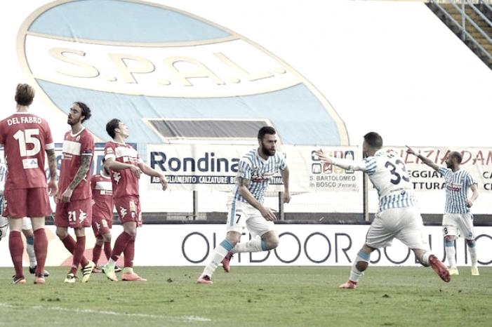 Serie B - Mannini risponde ad Antenucci: 1-1 tra Spal e Pisa