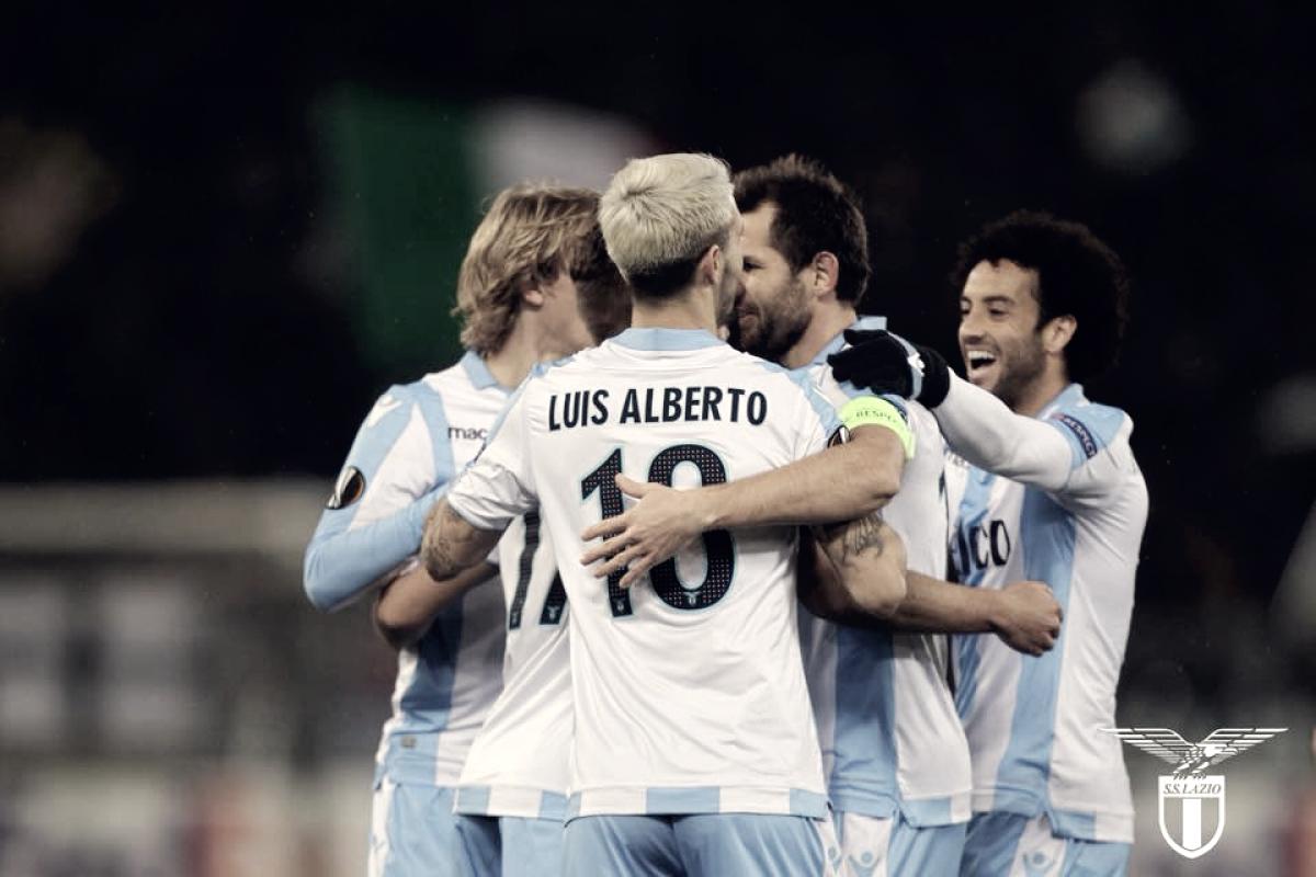 Dove vedere in tv Lazio-Dinamo Kiev: info streaming