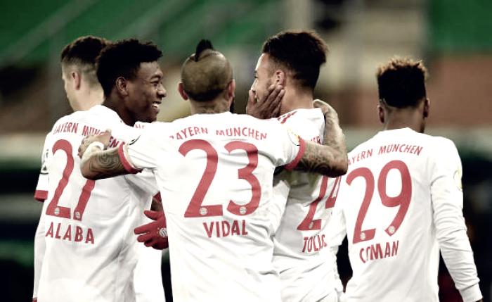 """Jupp Heynckes enaltece atuação em goleada do Bayern: """"Fizemos gols maravilhosos"""""""