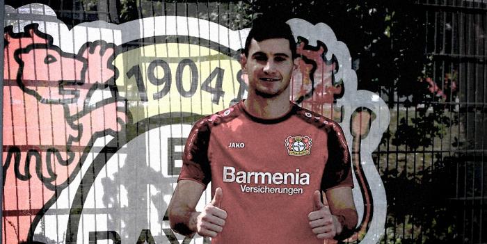 Bayer Leverkusen - Finalmente Alario