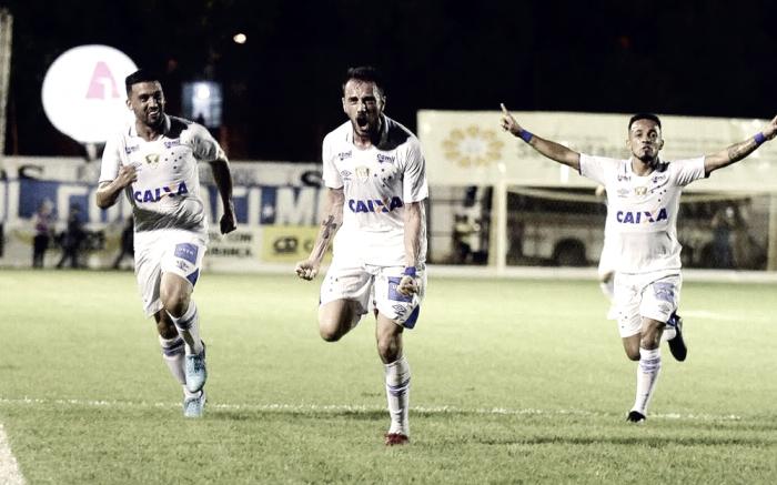 Marcelo Hermes e Mancuello aproveitam chance no time titular e comemoram vitória do Cruzeiro