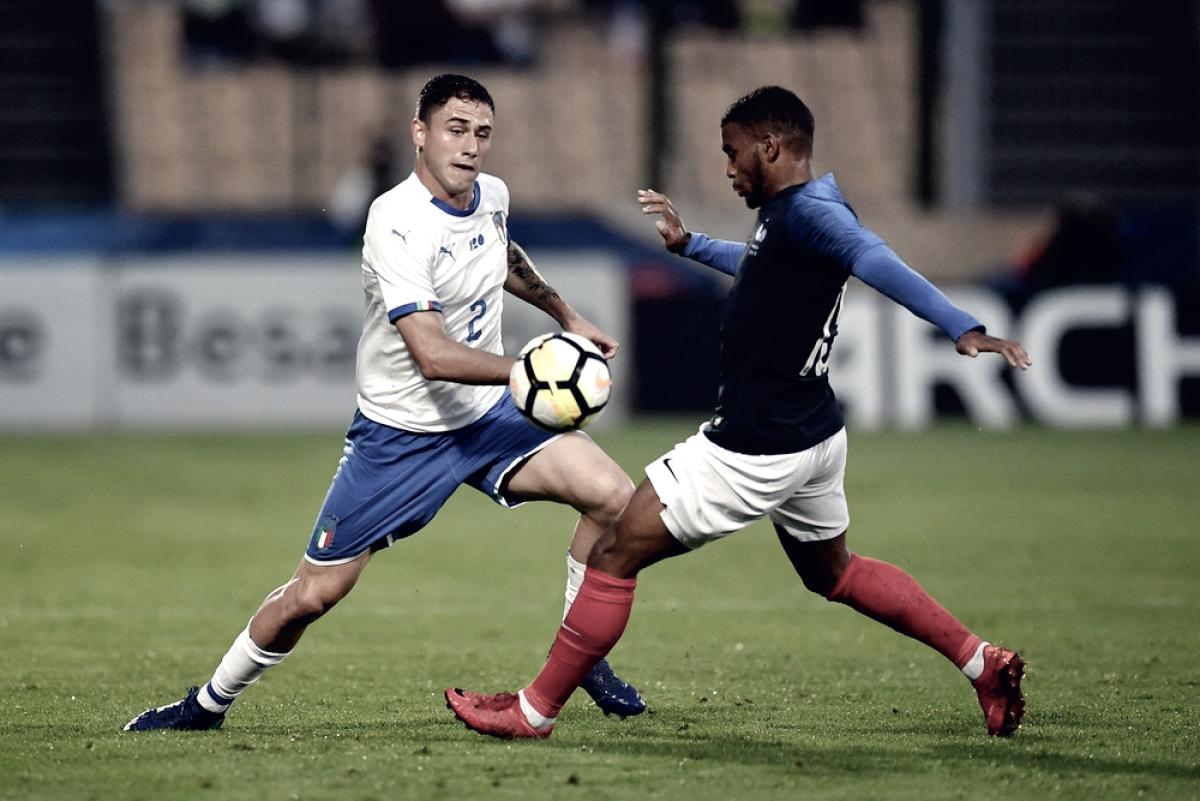 Under 21, Francia-Italia 1-1: Capone risponde a Dembèlè