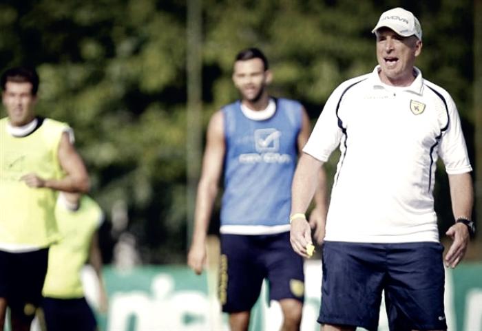 """Chievo Verona, Maran: """"Soddisfatto di questa prima parte di ritiro. Impressionato da Pucciarelli"""""""