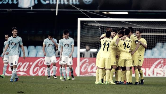 Liga - Soldado stende il Celta Vigo: Villarreal al quinto posto