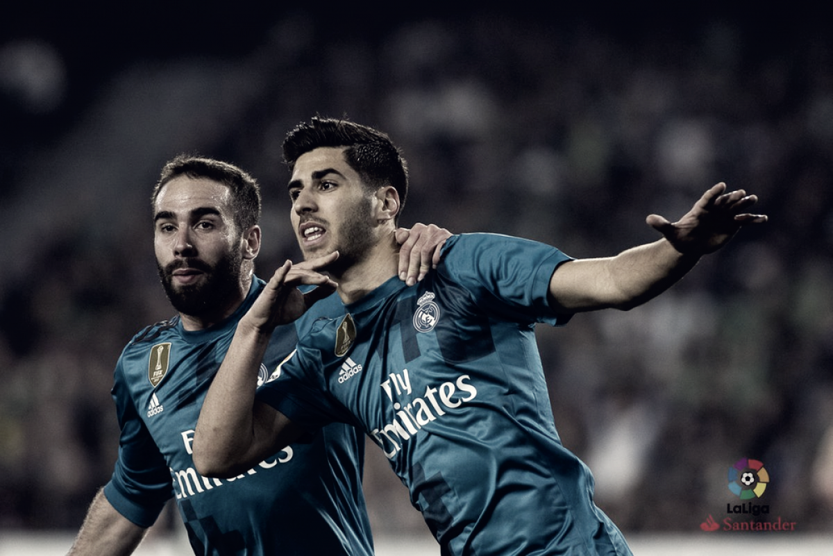 Liga - Real Madrid forza cinque: battuto il Betis Siviglia 3-5