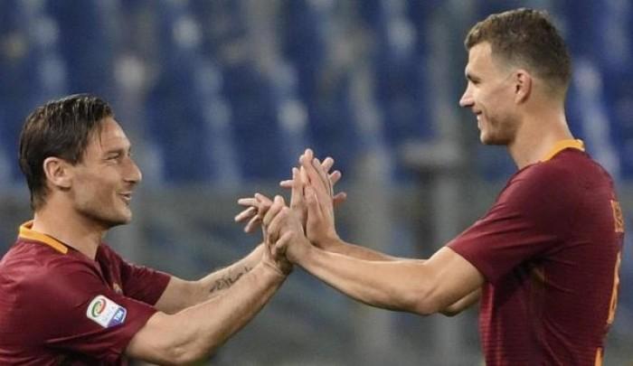Roma, Dzeko decide all'Olimpico contro l'Empoli. Le voci di fine gara