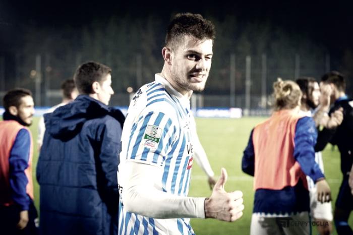 Il Pescara Calcio presenta Alberto Cerri