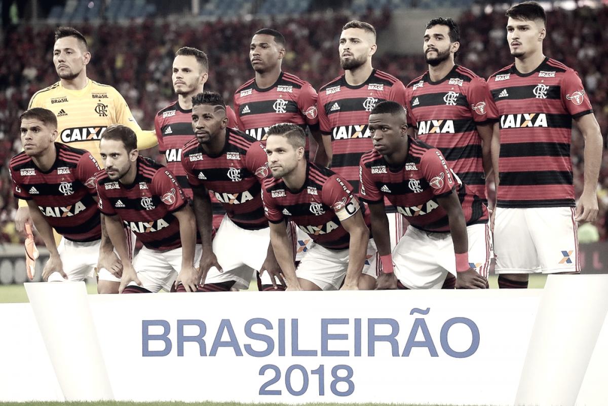 Na ponta, Flamengo abre sua maior vantagem para vice-líder nos pontos corridos