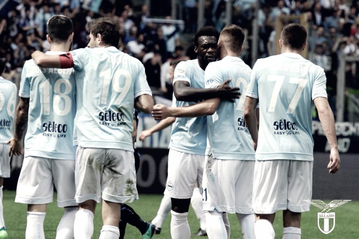Determinazione e perseveranza: la Lazio strappa un punto all'Atalanta