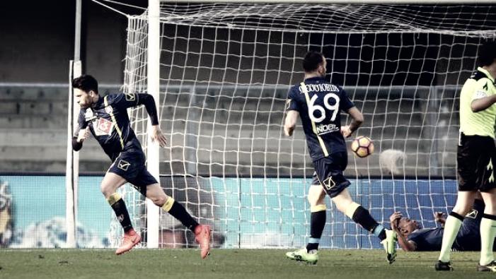 Serie A - Il Chievo batte il Pescara 2-0: decidono Birsa e Castro